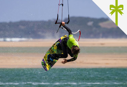INTERMEDIATE Melbourne Kitesurfing Lesson
